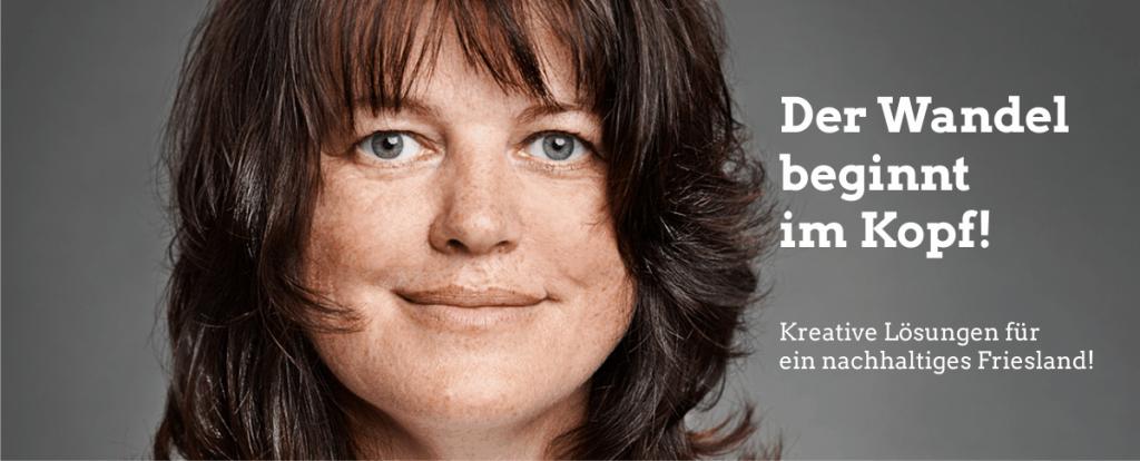 Sigrid Busch Ratsfrau Varel Bündnis 90 - die gruenen